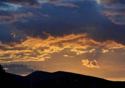 Silver City Sunrise