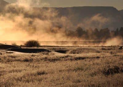 """""""Pagosa Sunrise"""" - Shirin McCarthur"""