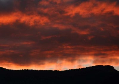 """Sandia Sunset"" - Shirin McArthur"